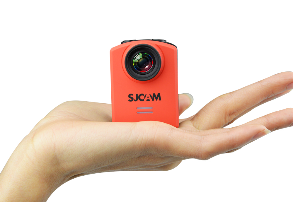 SJCAM M20+ 16MP Sony IMX206 Action Cam 1st Look Pics