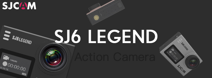 SJCAM SJ6 Legend Action Camera Coming Soon