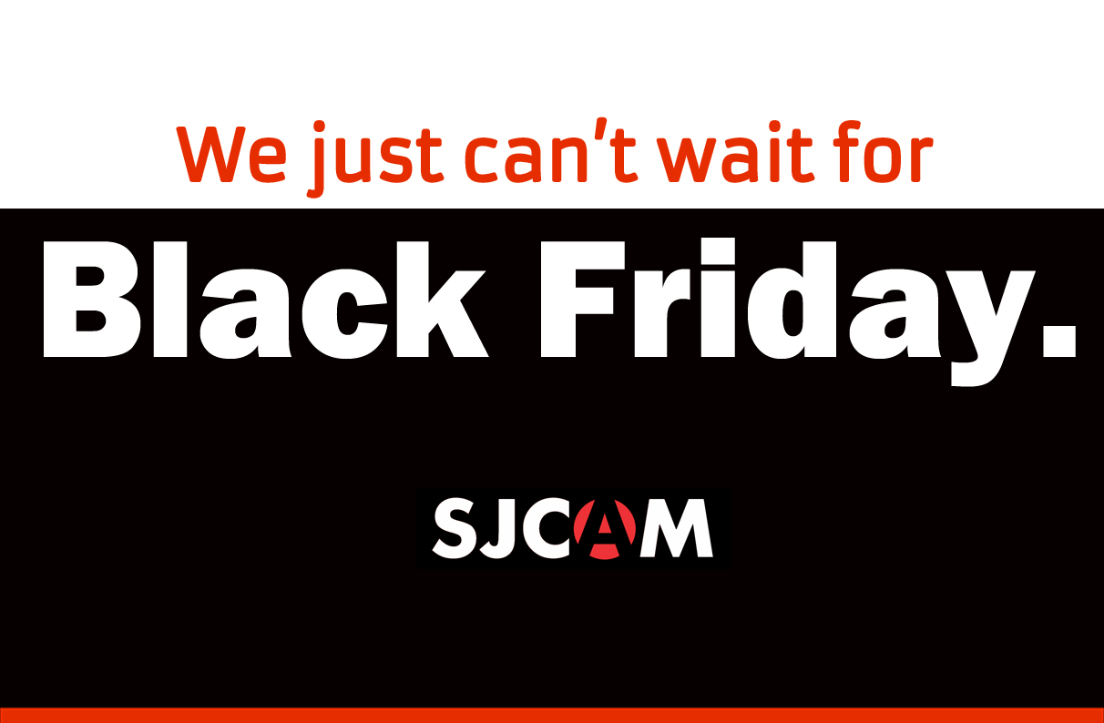 SJCAM is now giving you your action cameras at a lower price!