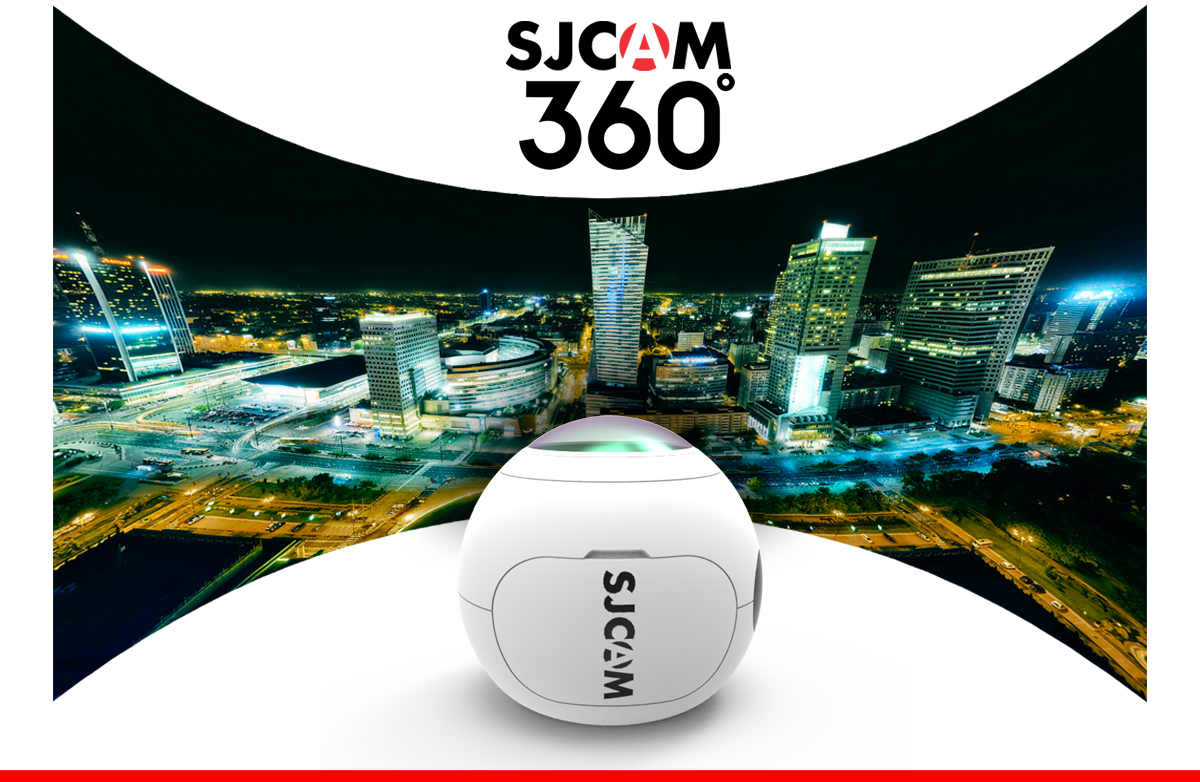 The NEW SJ360 is now shipping!