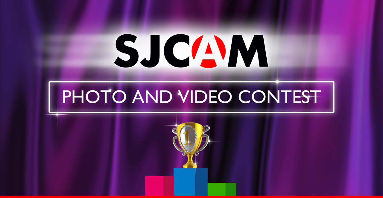 SJCAM Holidays Photo and Video Contest!