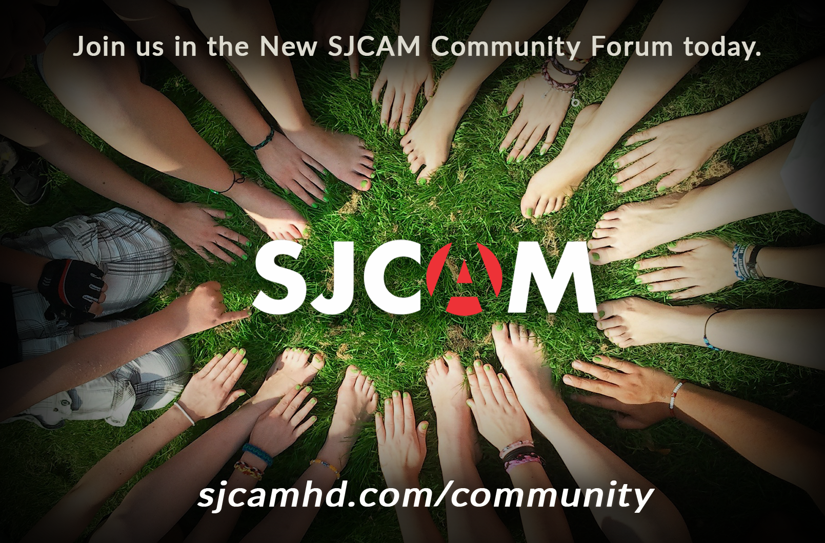 Announcing The New SJCAM Community Forum