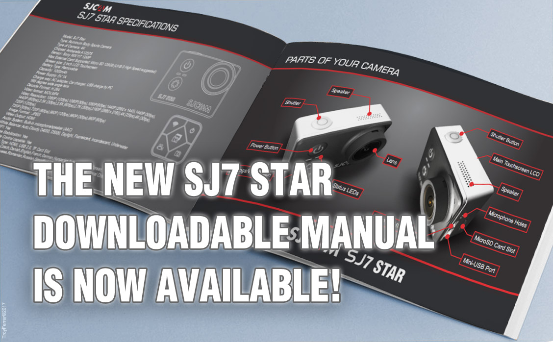 The Official SJ7 STAR Downloadable Manual is here!