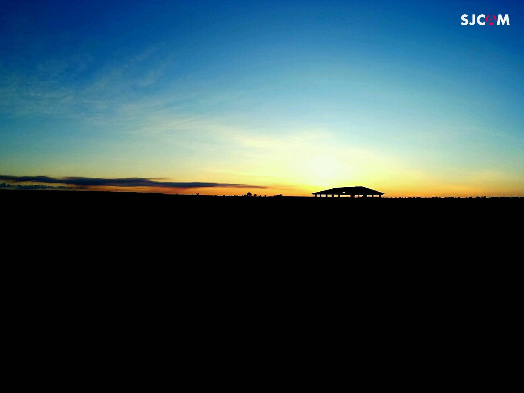 Sunrise and sunset. Capture the Magic Hour with your SJCAM!