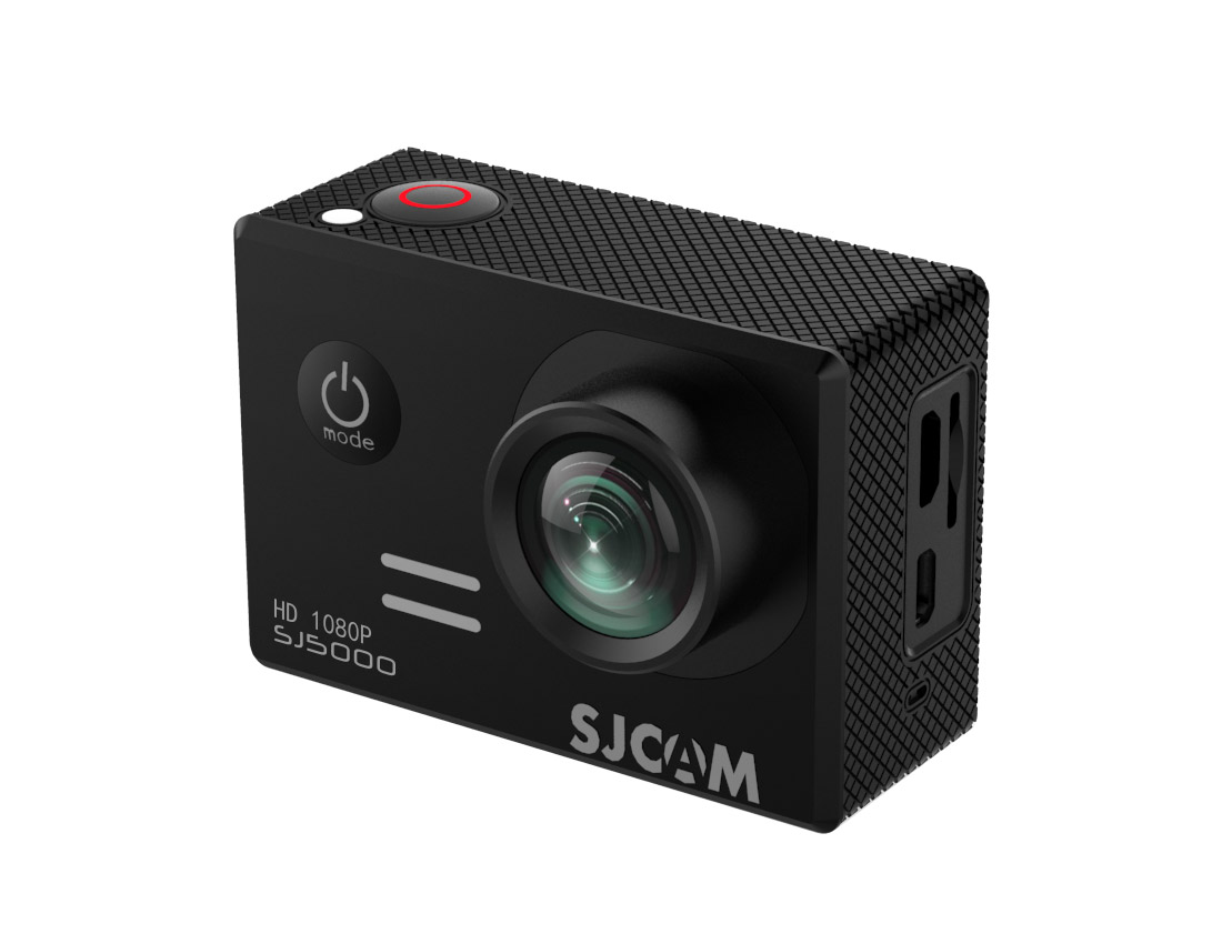 Instructions on how to set up a sjcam sj 4000 - Sj5000 Black