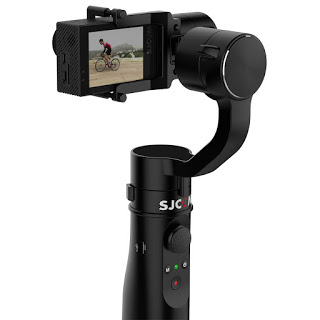 SJCAM SJ-Gimbal first look photo