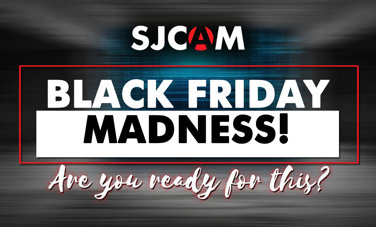 BLACK FRIDAY MADNESS IS COMING!