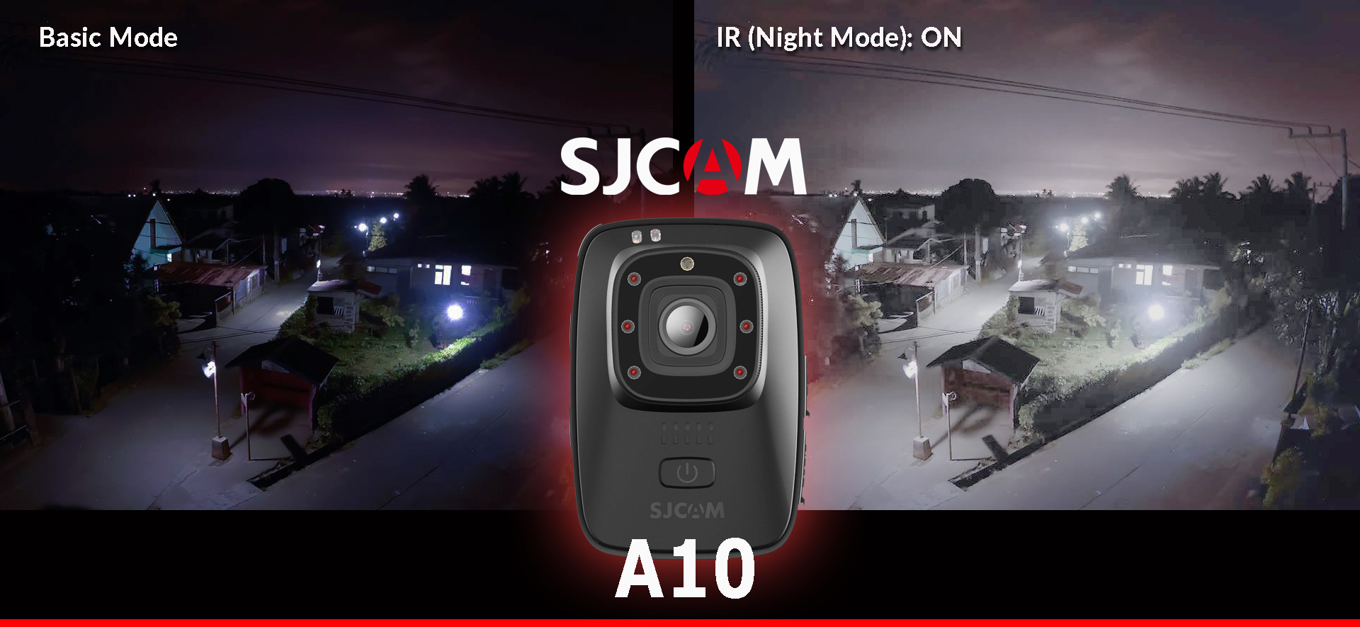 SJCAM A10 Body Cam. Why you need one.