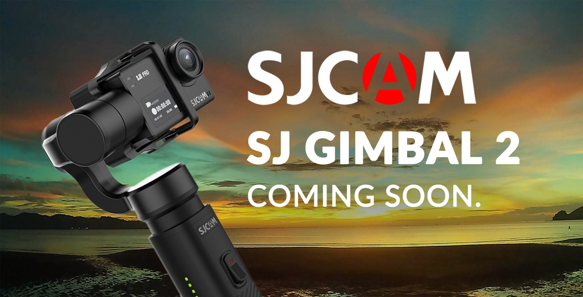SJCAM will be releasing SJ Gimbal 2