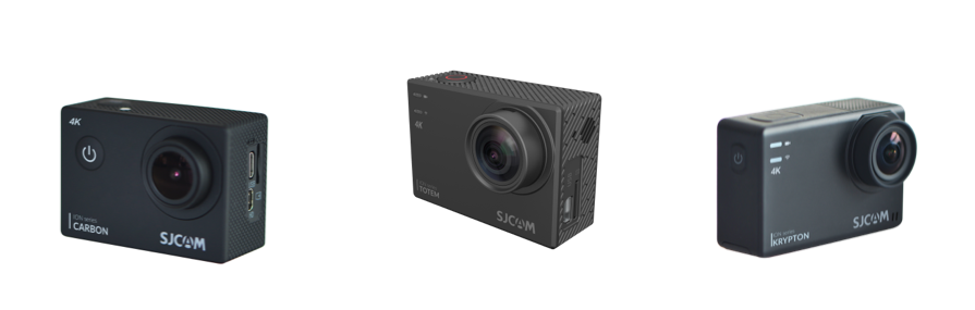 SJCAM's ION Series Action Cameras To Be Introduced Soon