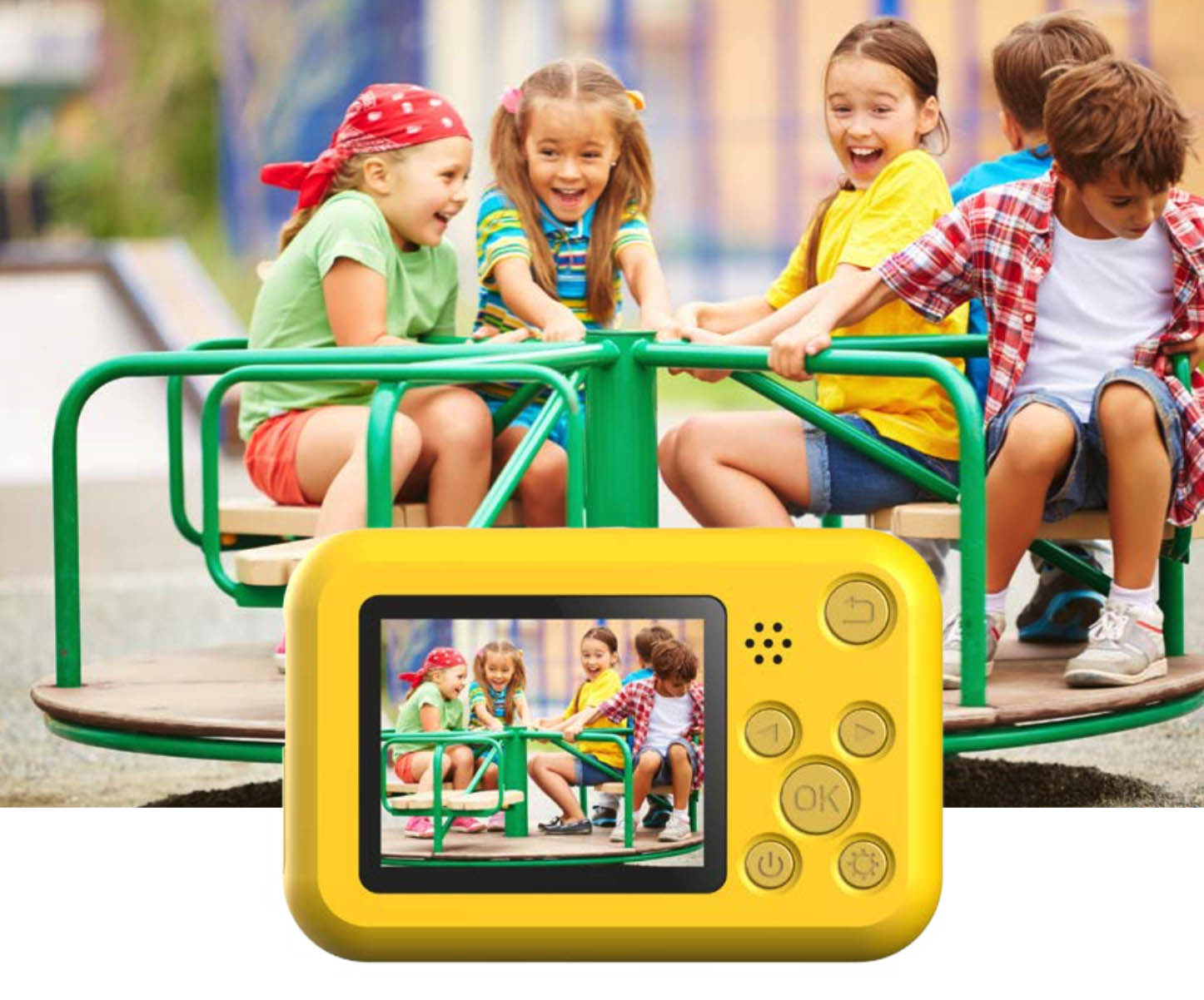 SJCAM FunCam Kids HD Digital Action Camera for Children