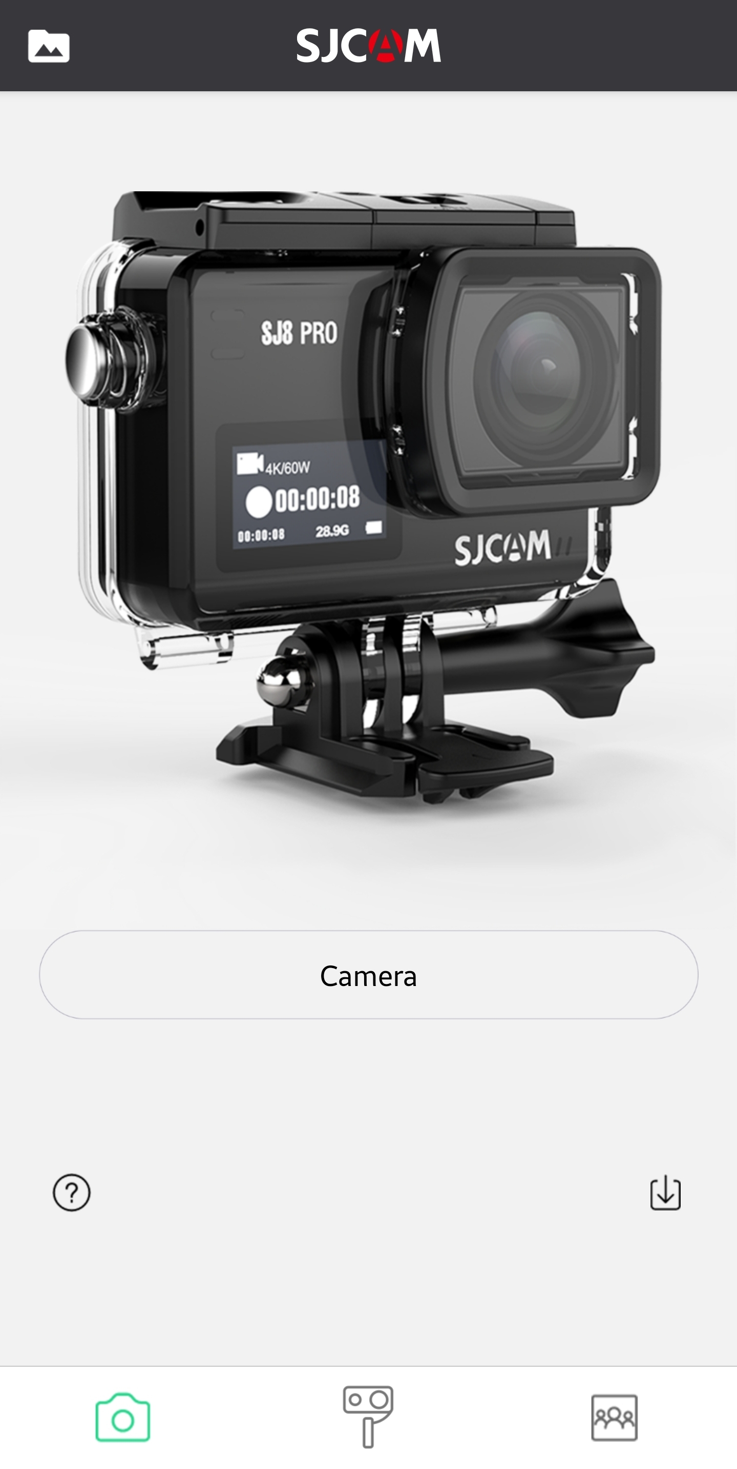 Kitesurfing Camera | Action Camera Mounts Online | Smooth Video Camera