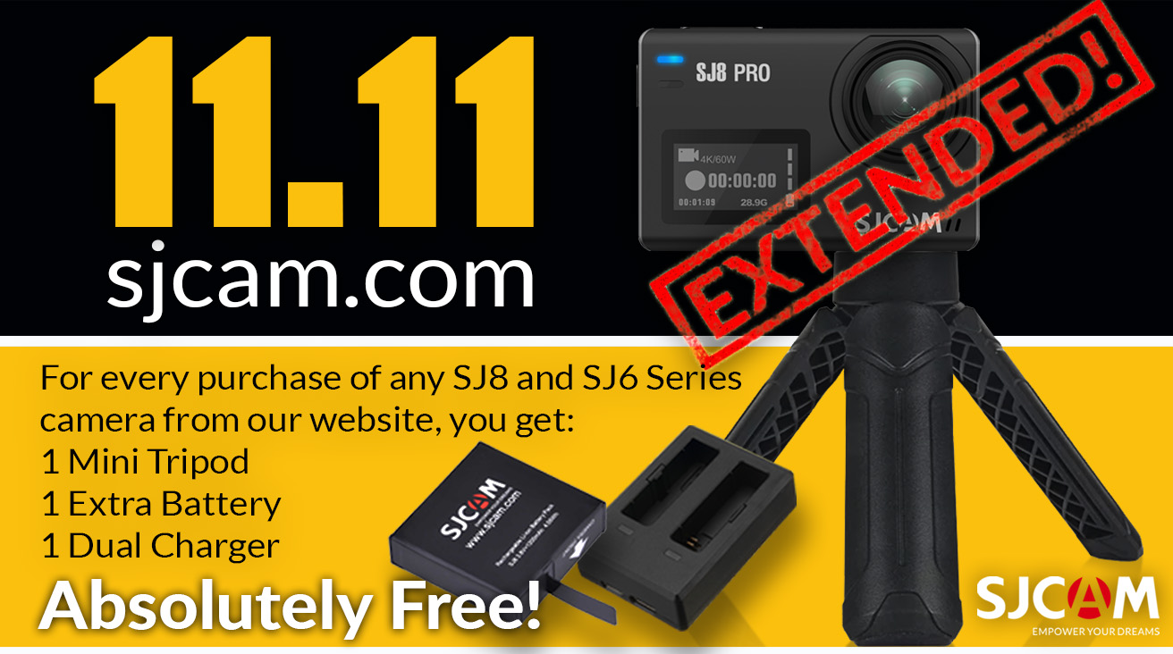 Fabulous Freebies 11.11 Promo is EXTENDED!
