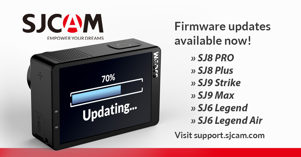 New Firmware Updates 2020 Available