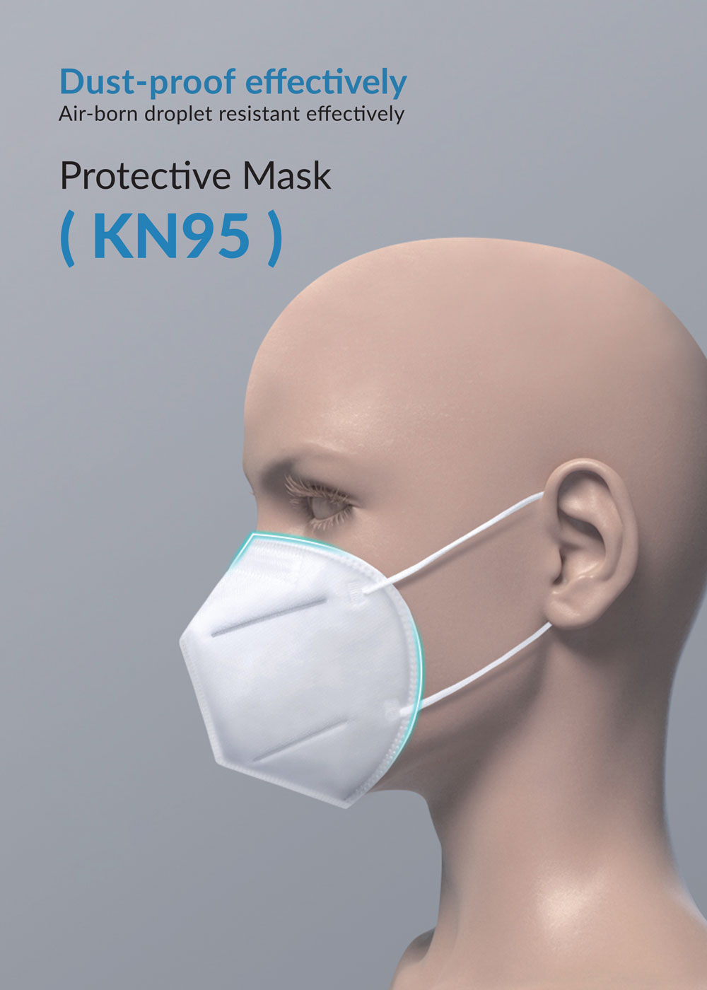 Protective Mask (KN95) from SJCAM