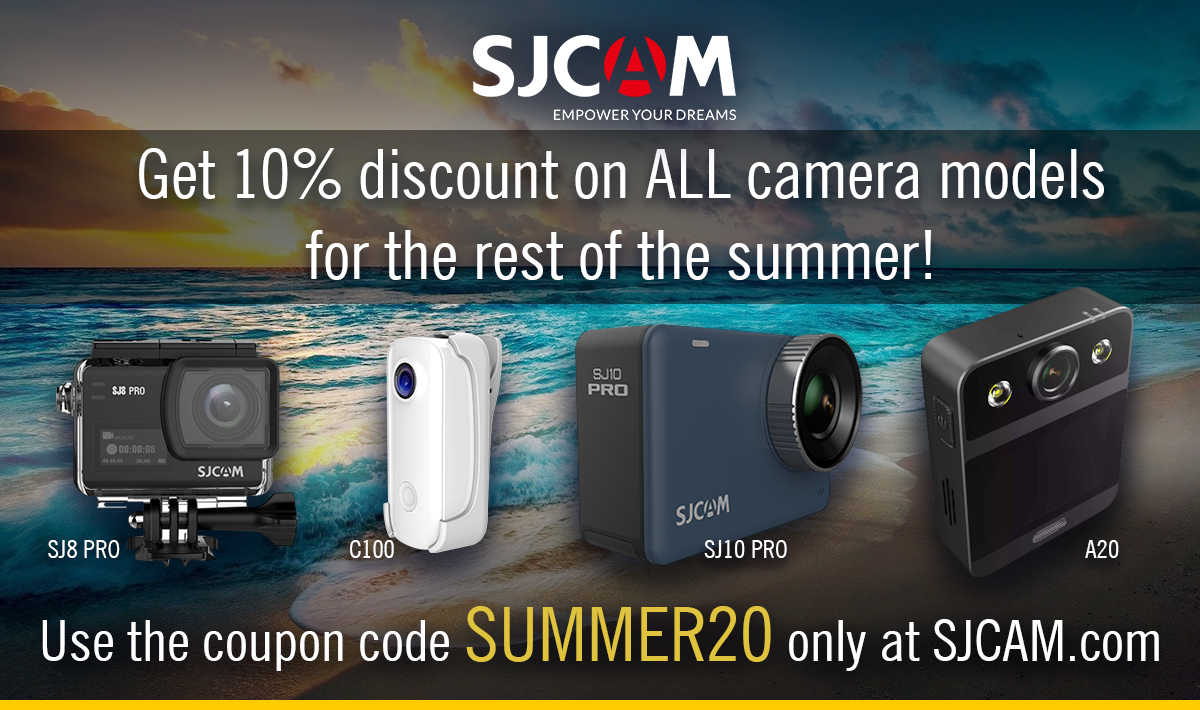 End-Of-Summer Discounts On All Cameras – EXTENDED!